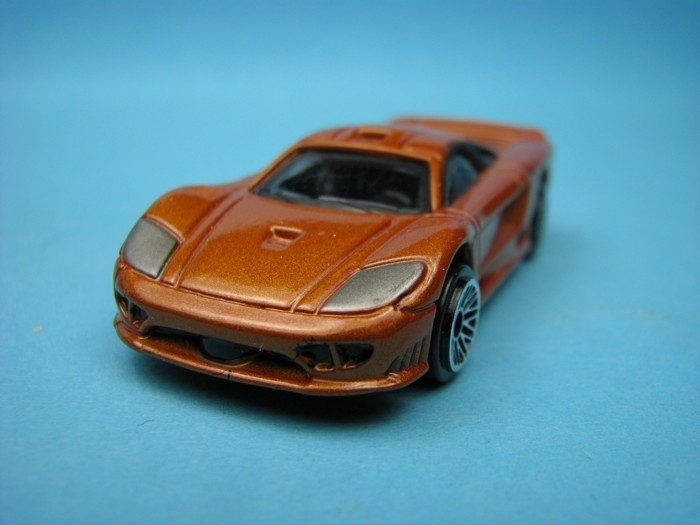 Saleen ST orange 1:64 Motor Max